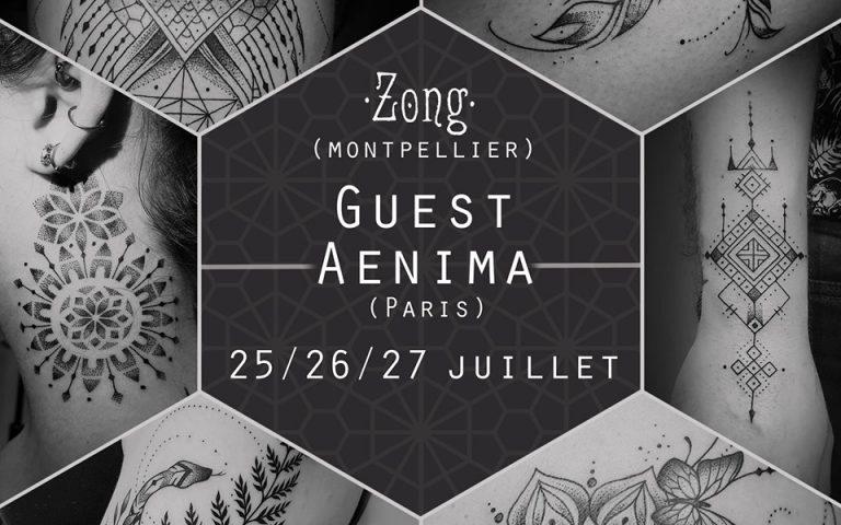 Guest : ZONG